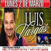 Luis Vargas: Ha vuelto a sus raíces, el Artista de los Bachateros