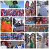 Dominicanos y latinos se apoderan del Malecón de Santo Domingo en fiesta de Carnaval.