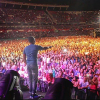 Espectacular show de Romeo Santos en River