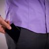 Por qué deberías alejar el móvil de tu entrepierna
