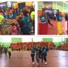 Presentadoras 'Telemicro' entregan útiles escolares y uniformes