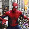 """Policía NY pide sacar al """"Hombre Araña"""" de Times Square"""