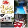 """Te invitamos a visitar """"La Casona Dorada"""", Santo Domingo. RD."""