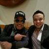 Héctor Acosta ya está en México para cantar por primera vez en este país