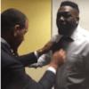 A-Rod le pone la corbata a Big Papi
