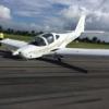 Se accidenta una avioneta en el aeropuerto del Cibao