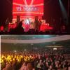 """El Torito realizó con éxito en """"LynnAuditorium"""", su primer concierto del año."""