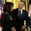 Oprah confirma que no quiere ser presidenta de EEUU.