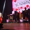"""Héctor Acosta le dio """"amor del Torito"""" a la gente de Lynn en San Valentin"""