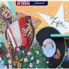 Develizan mural urbano en homenaje a trayectoria de Fefita la Grande