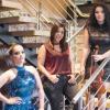 Dj Luz, Ruth y Nayaded, música sin fronteras