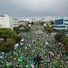 Marcha Verde reclama castigar la corrupción