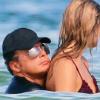 Captan en seguidilla Luis Miguel el rumor que teniendo 'relaciones sexuales' en plena playa.