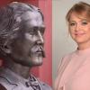 Nuria: ¿Una trama de corrupción detrás del reemplazo de bustos patrios?