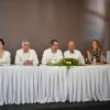 Ministro de Turismo anunció construcción de un anfiteatro en Samaná y una campaña de promoción para el destino
