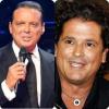 Carlos Vives y Luis Miguel están nominados al Grammy de la industria americana