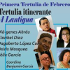 Celebrarán 'Tertulia itinerante a Lantigua' en el Comisionado Dominicano de Cultura