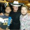 Raperos le robaron sonrisas y aplausos a Luis Miguel en  Cartagena.