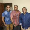 """""""3 para reír"""" une a Liondy Ozoria, Manolo Ozuna y El Nagüero"""