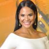 Mariela Encarnación no ve televisión cuando viene a su país