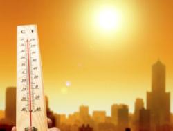 Onamet pronostica condiciones de buen tiempo y temperaturas calurosas en gran parte de RD