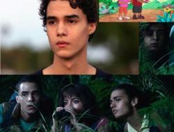 Jeffrey actor de origen dominicano en película de 'Dora la exploradora'