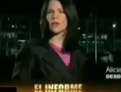 Alicia revela que no hay acuerdo con fiscales Brasil