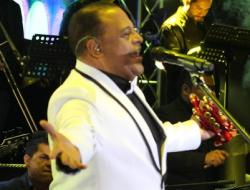 Más de 25.000 personas bailan al ritmo de Wilfrido Vargas