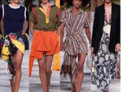 Dominicanas pisan fuerte en pasarela de Semana de la Moda de Nueva York