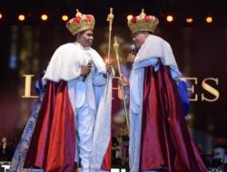 """Raymond y Miguel logran """"sold out"""" en el Palacio de los Deportes"""