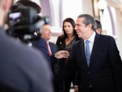 MINISTRO DE TURISMO SE REUNE CON CIENTOS DE TUROPERADORES DE ESTADOS UNIDOS