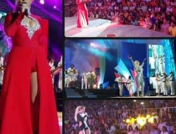 Miriam Cruz se impone en el Anfiteatro Puerto Plata en la Celebración de su 35 aniversario