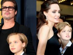 La hija de Brad Pitt y Angelina Jolie ahora se llamará John