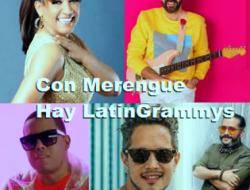 Mientras el Dembow y la Salsa agonizan, el Merengue llega a los premios Latín Grammys.