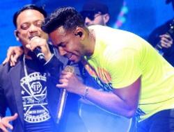 Romeo Santos le canta a más de 100 mil personas en los primeros  cuatro conciertos realizados por Telemicro