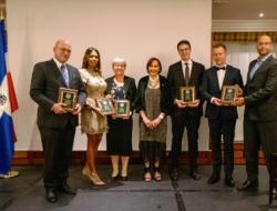 OPT recibe reconocimiento de la Embajada de  RD en Alemania por  aportes al desarrollo turístico del país