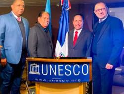 Delegación visita la UNESCO en respaldo a la candidatura la bachata
