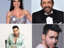 Siete dominicanos en la lista de nominados de los Latin Billboards 2020