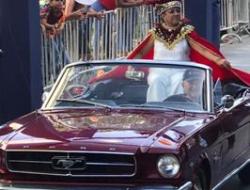"""Milly Quezada primera mujer coronada reina del """"Carnaval de Punta Cana"""""""