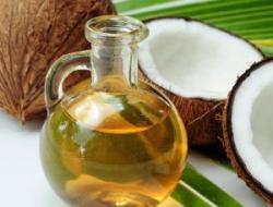 El aceite de coco y sus beneficios curativos