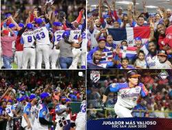 República Dominicana gana su corona 20 en la Serie del Caribe