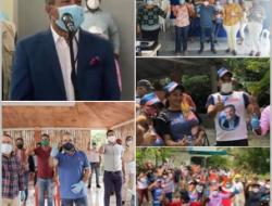 Héctor Acosta (El Torito) se perfila como el seguro senador por la provincia Monseñor Nouel –Bonao