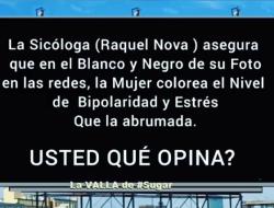 Sicóloga arremete contra #Challenger  Fotos en Blanco y Negro