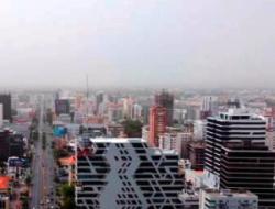 Se espera concentración de polvo del Sahara para este miércoles