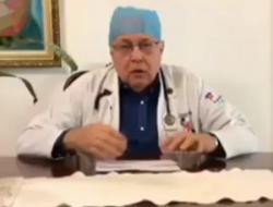El doctor Éramos Vasquez sobre el Covid-19 y uso de Ivermectina