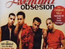 """""""Obsesión"""" del grupo Aventura entre las 50 mejores canciones latinas de la historia."""