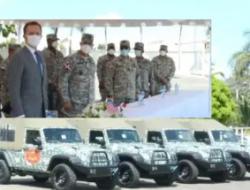 Embajada EE.UU. dona ocho vehículos a la Armada de República Dominicana