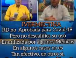 Ivermectina no reconocida por Salud Publica