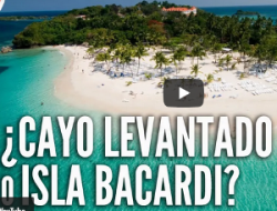 """Cayo Levantado: La """"Isla Bacardí"""" en Samaná"""