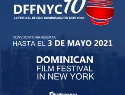 Anuncian Convocatoria para la 10ma Edición del DFFNYC, Festival de Cine Dominicano